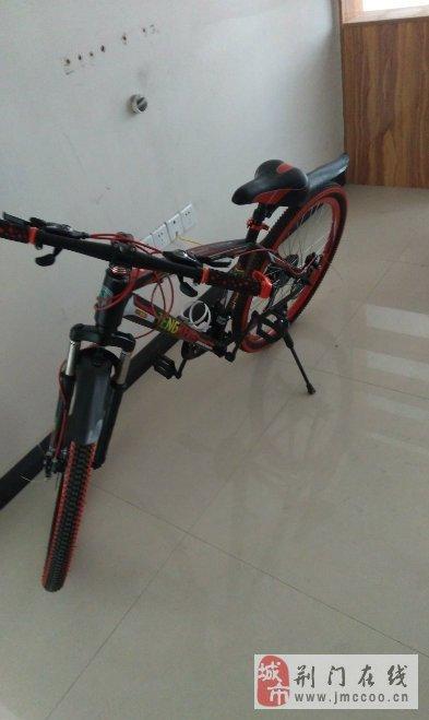 全新变速液压减震自行车