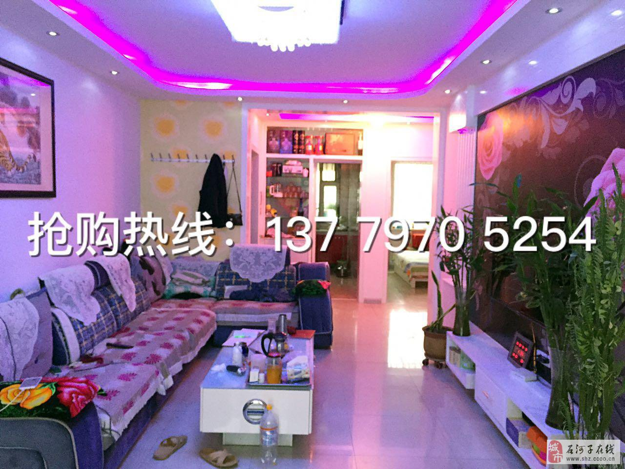 3楼2室2厅82平米精装婚房出售-石河子v行业室内设计师行业证书图片
