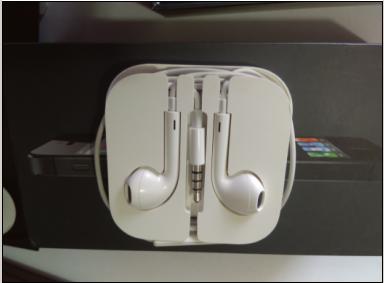 新买的苹果5S被偷了,配件想卖掉