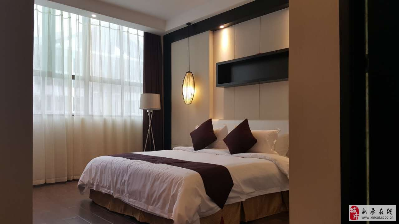 背景墙 房间 家居 酒店 设计 卧室 卧室装修 现代 装修 1280_720