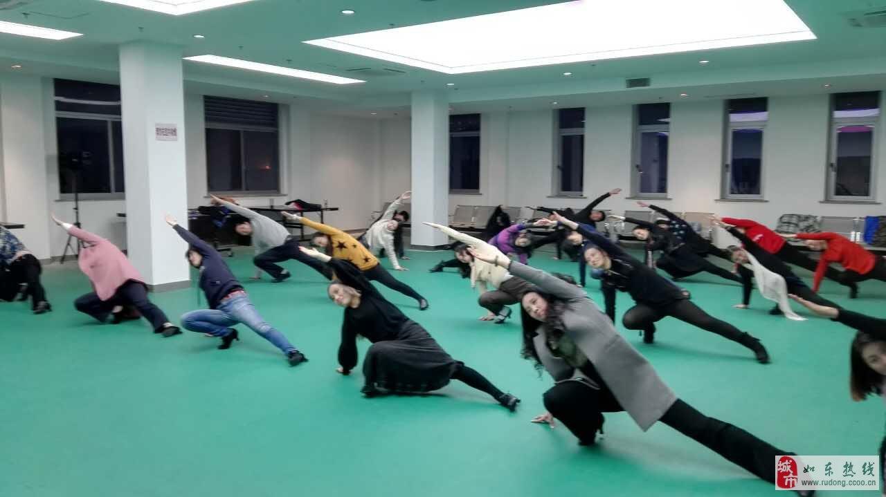 如东黑池梦国标舞舞蹈培训班招生