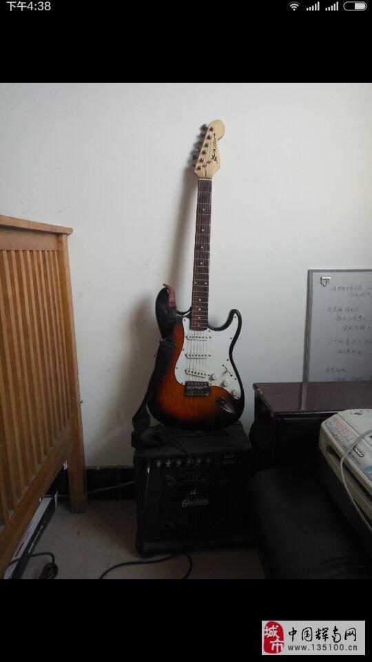 电吉他和音箱转让