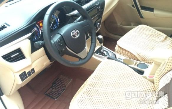 丰田卡罗拉2014款 卡罗拉 1.6 手动 GL i图片