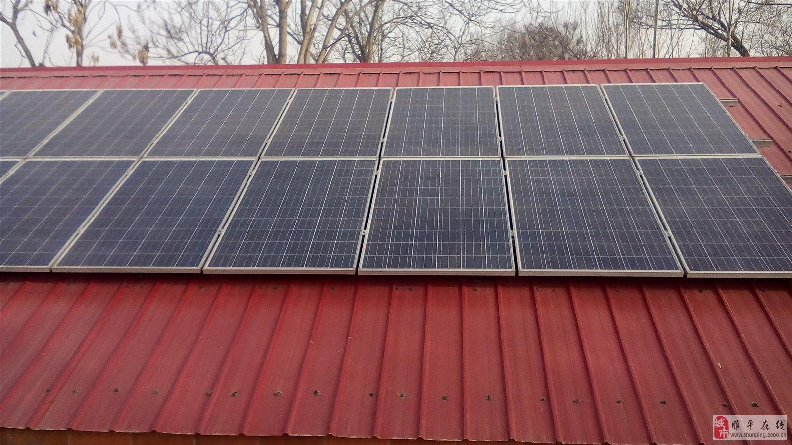 光伏太阳能发电板的推广与销售