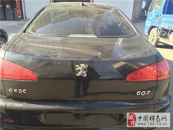 卖车04款进口标志607