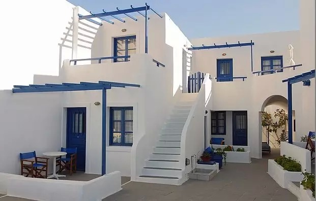 超美的地中海风格