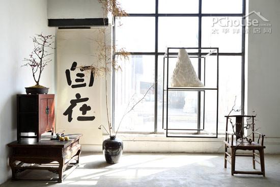 【文艺范儿】禅意空间搭配:艺术家的桃源院落