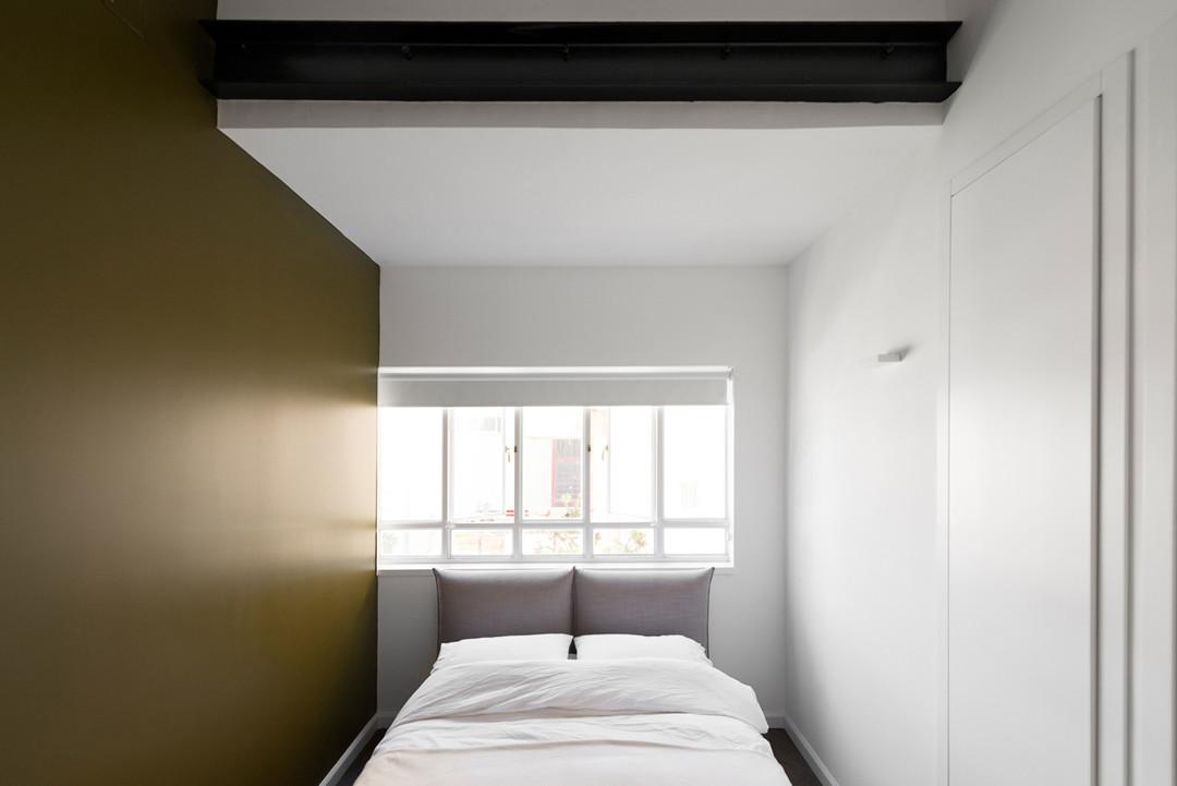 鲍豪斯派公寓设计