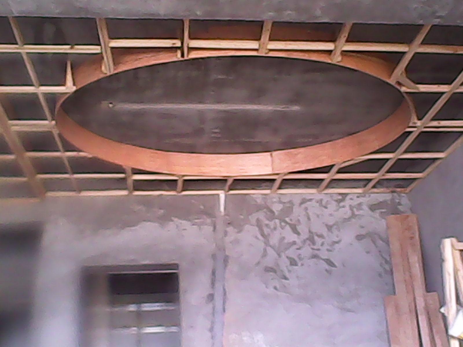 餐厅吊顶椭圆效果图-阴角线装修效果图,客厅灯和餐厅灯的搭配,吊顶