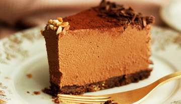 免烤冻芝士蛋糕巧克力乳酪蛋糕夏日甜品