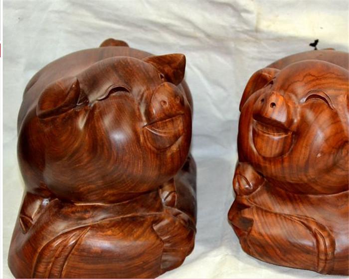 红木工艺品家居饰品动物