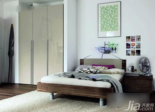 20平米�P室衣柜�O�最佳方案