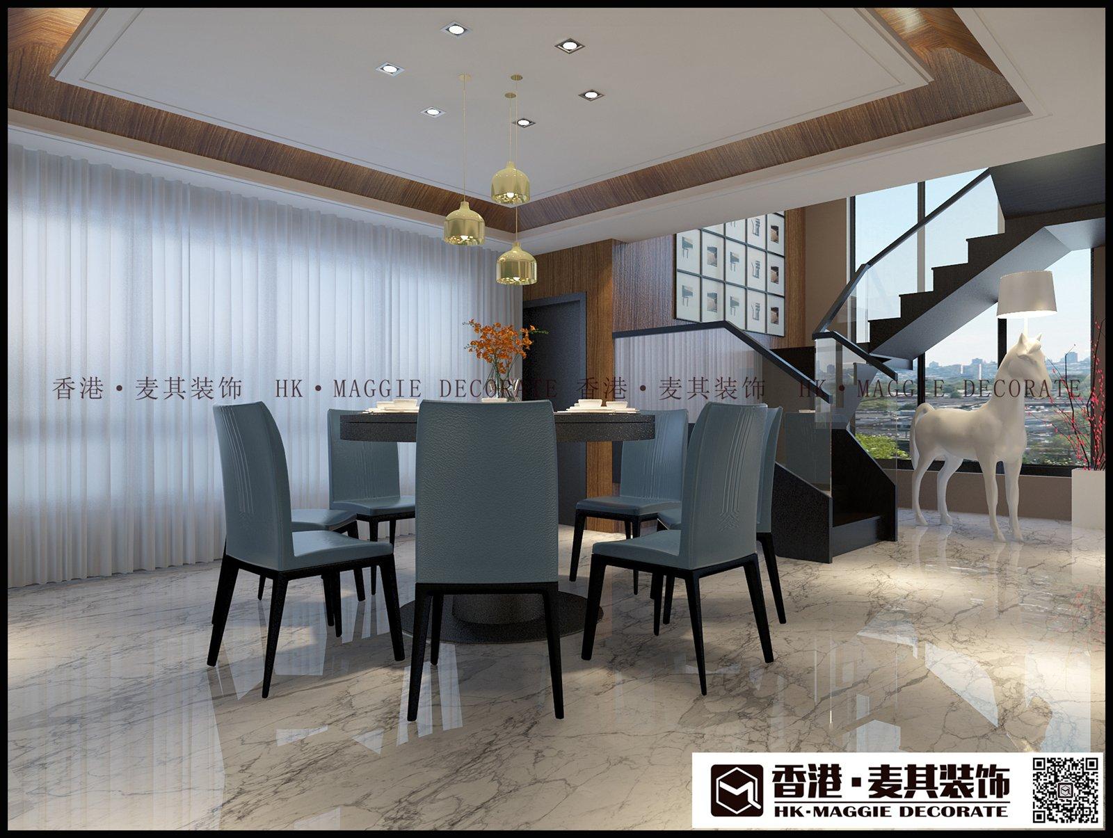 香港麦其装饰案例