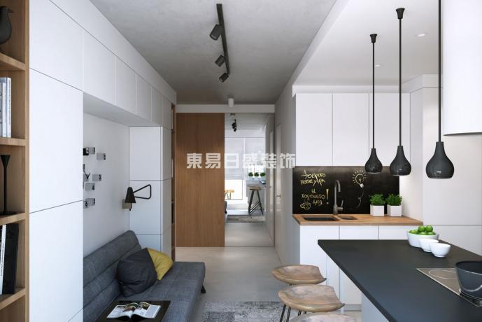 北京东易日盛装饰宿州公司现代风格分享