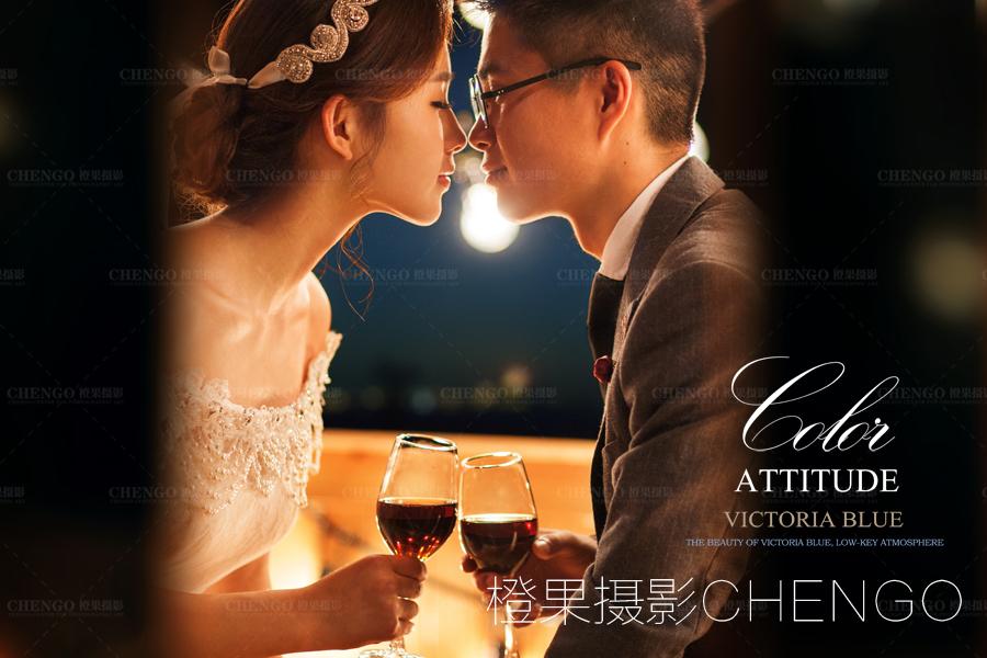 橙果婚纱摄影-筹光盛宴主题系列