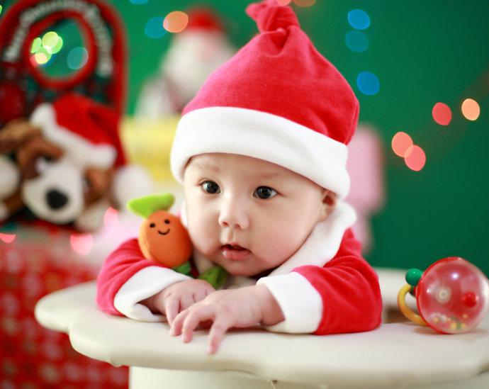 赤水高速摄影跨年最萌宝宝照