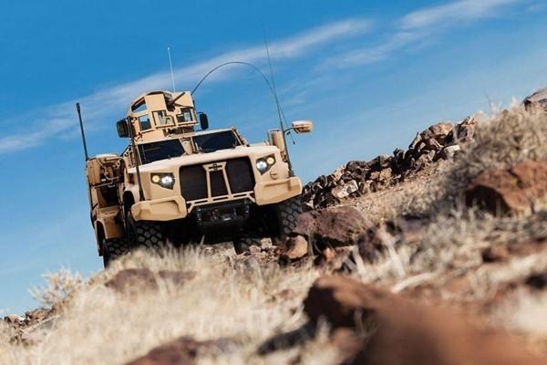 更加粗暴 已接替悍马的美军作战车