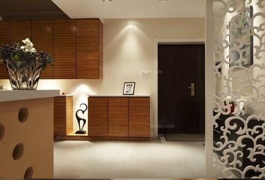 90平二室二厅 简约又温馨