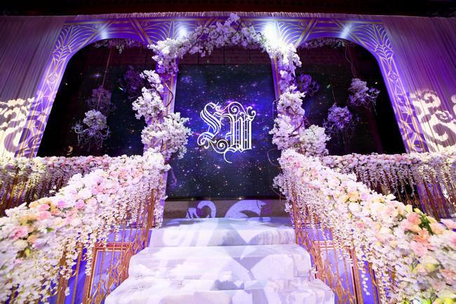 婚礼会场布置展示_婚嫁街
