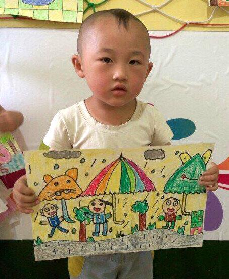 西安小孩学画画班