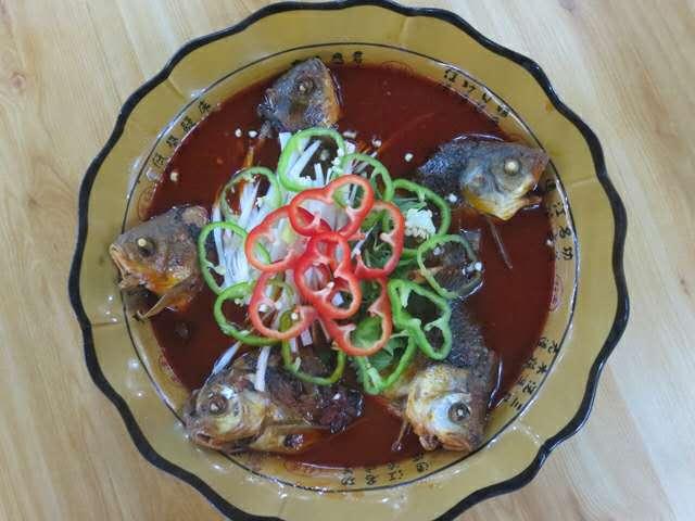 32朝鲜族传统炖鱼-太家正宗朝鲜饭店
