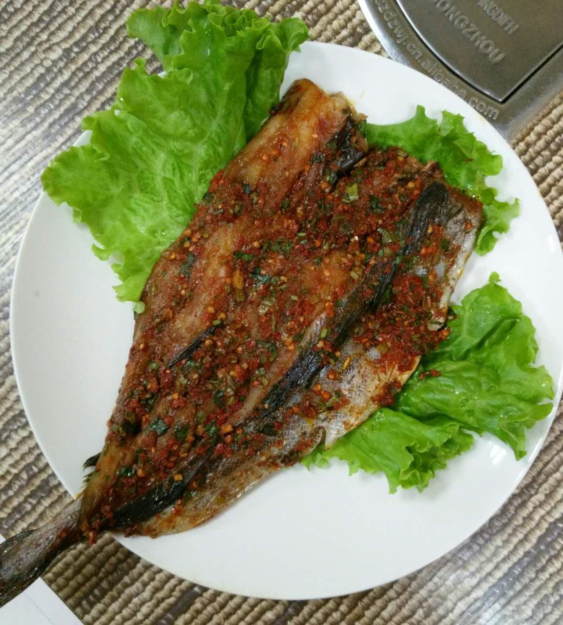 19风味鳕鱼-五毛大串烧烤