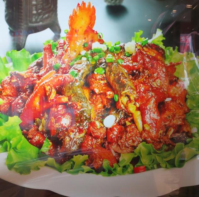 37小笨鸡压泥鳅-老妈大馅饺子
