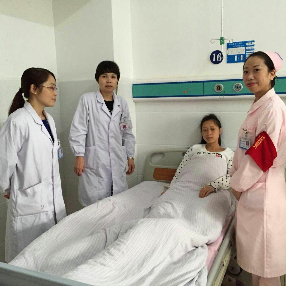 产科简介_2015蓝山县中心医院优质服务先进科室微信图片