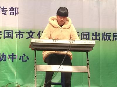382刘天姿 电子琴《卡农序曲》