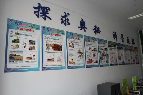 环保协会招新手绘展板展示