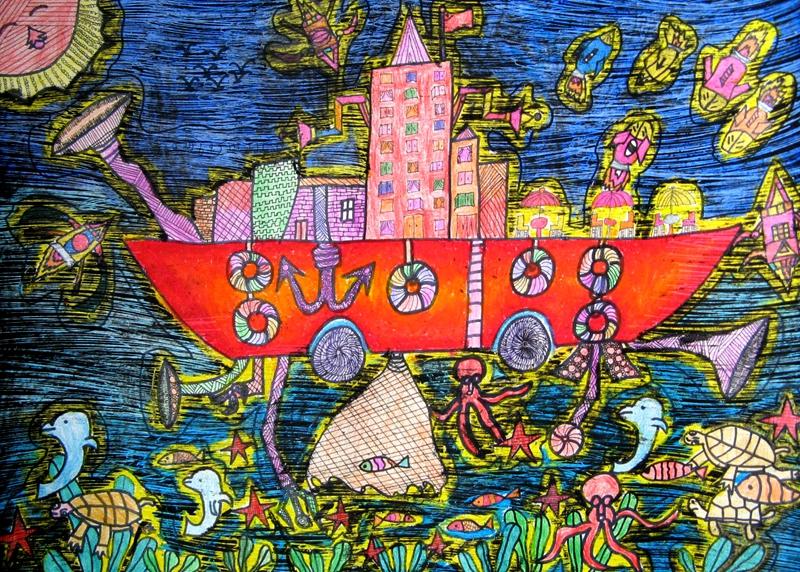 一、活动主题 热爱海洋 梦想起航 二、活动背景 为展示学小孩子们的精神风采,丰富同学们的课余生活, 提高同学们的动手能力与实践能力, 进一步普及模型知识,发掘广大同学创新潜力,进一步激发同学们热爱海洋的感情,我校特地组织本次船模制作大赛。 三、活动目的:普及海洋知识 丰富校园文化 展示学生风采 四、参赛对象:全体学生 五、指导老师:科技老师和所有班主任 六、活动流程 【前期宣传】(11月1日- 11月5日) 此次活动我们将采用校园广播、宣传单、 校内海报等多种手段,让全体同学都了解我们的活动并积极参与进来