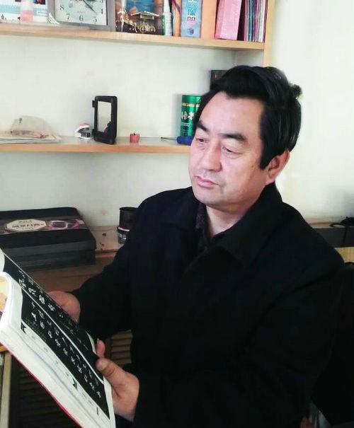 甘肃书画家协会会员常国书法作品欣赏