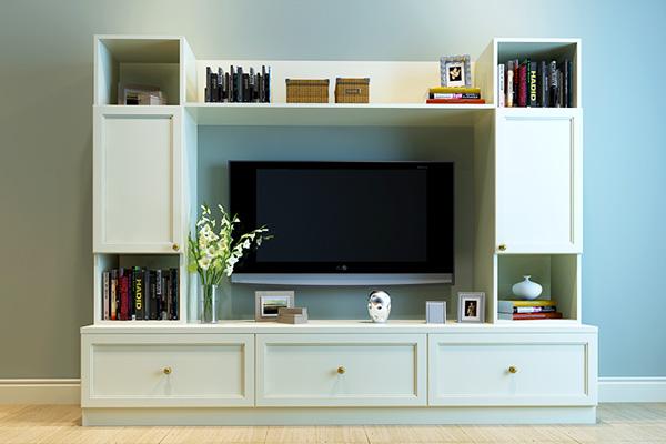 包覆n型电视柜
