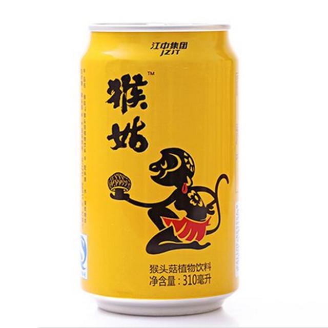 猴菇猴头菇植物饮料310ml