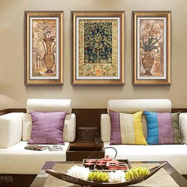 高端装饰画油画+18851399663