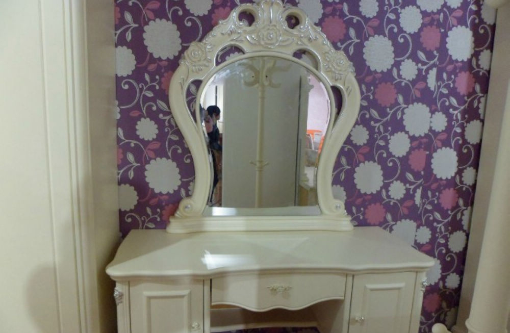 家具 镜子 梳妆台 1000_653
