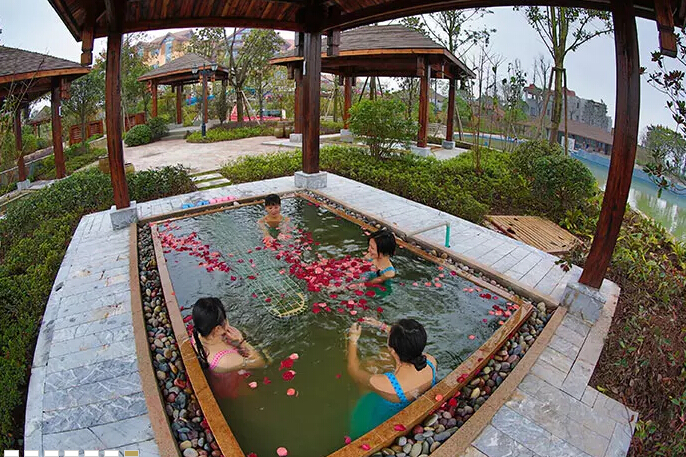 海明湖温泉水世界