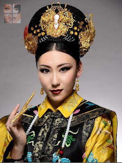 周口名人设计化妆学校_商水黄页汇太古摄影图片