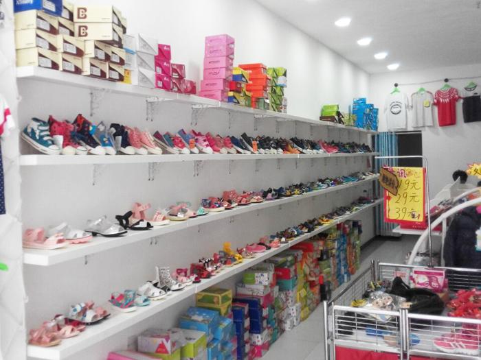 玉田贝爱童装童鞋店