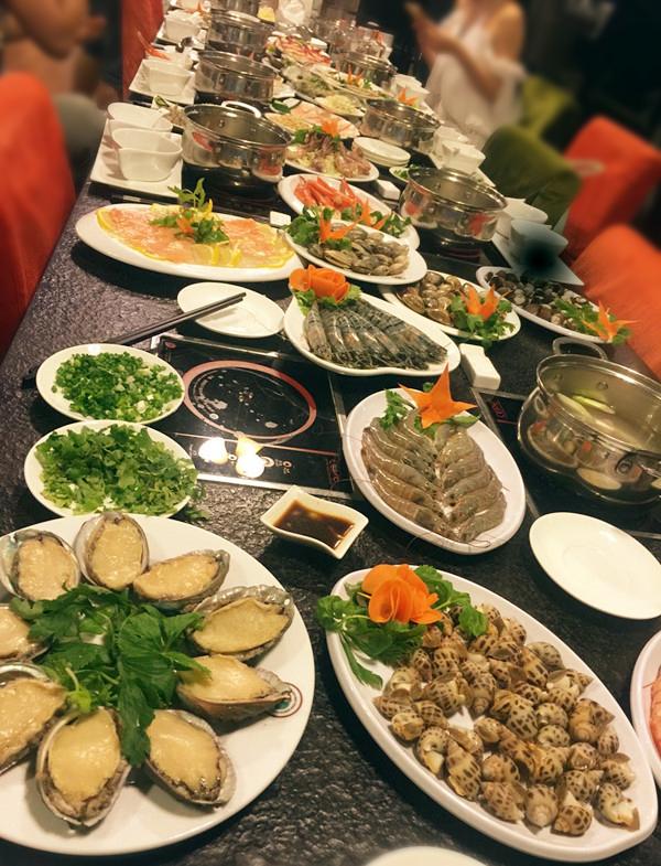 新食代海鲜盛宴