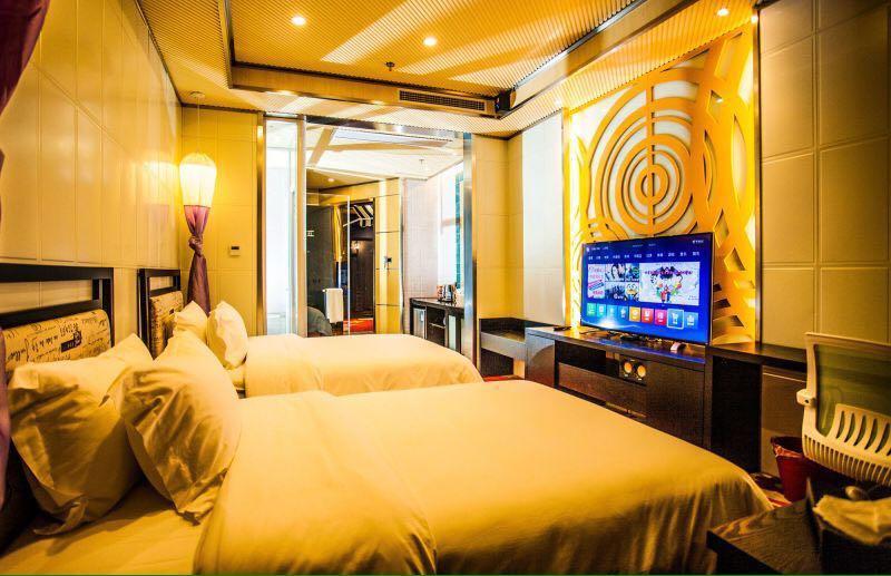铭谷屋设计师酒店