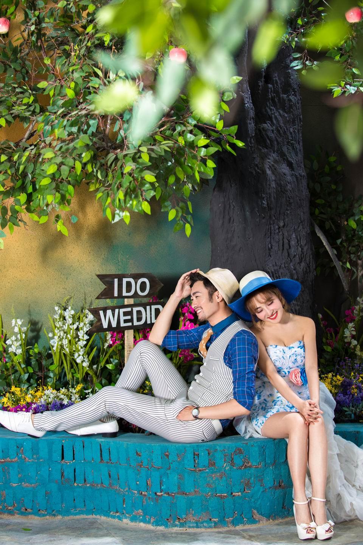 大风车儿童摄影馆/好莱坞国际婚纱影城
