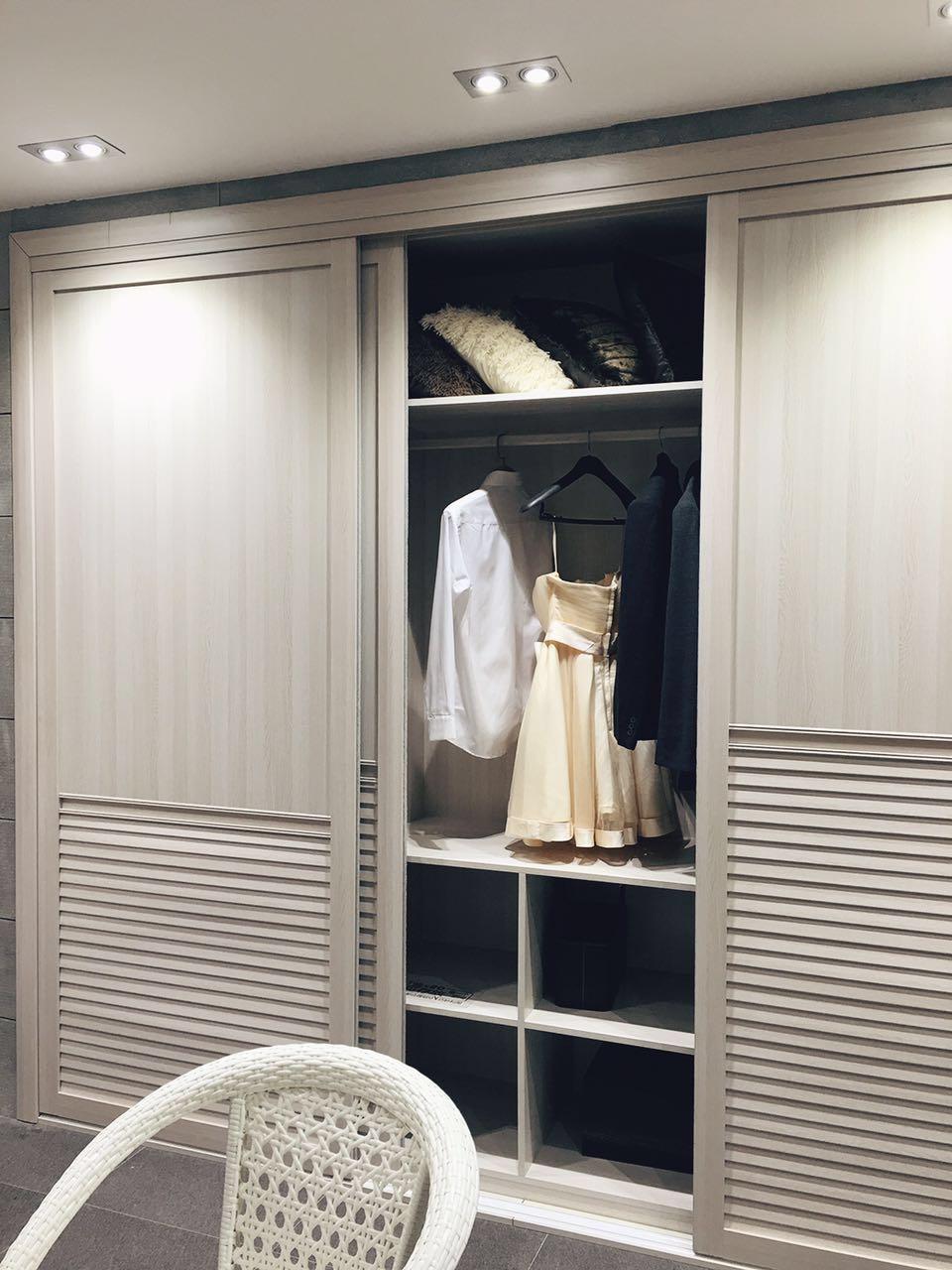好莱客衣柜