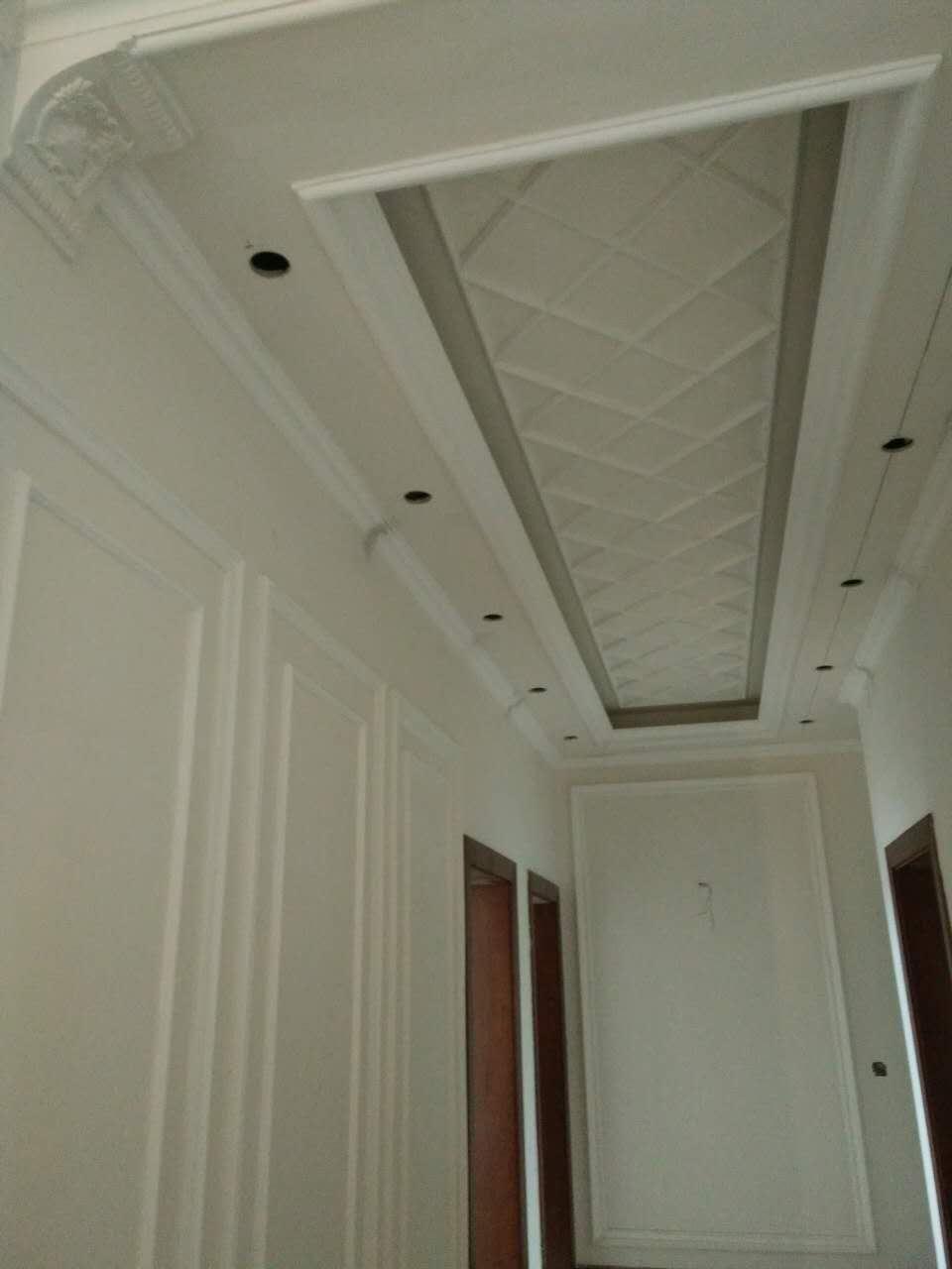 吊顶石膏线用久了不容易开裂?外墙纸皮石图片图片