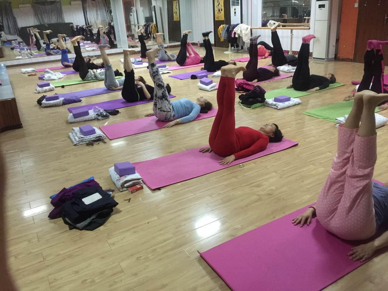 理疗瑜伽(小课),孕产妇瑜伽(小课),另新开设矫正青少年x,o型腿,脊柱侧图片
