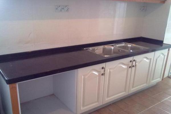 厨房灶台瓷砖步骤图