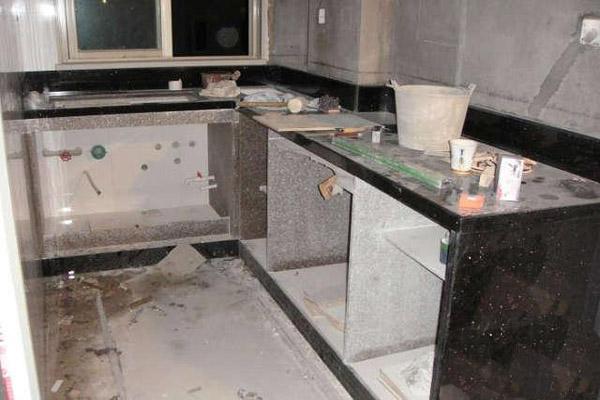 设计卫生间,厨房灶台